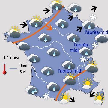 Meteo grenoble (38000 - FR) - 1er site meteo pour Grenoble et sa région - previsions meteo à 15 jours gratuites