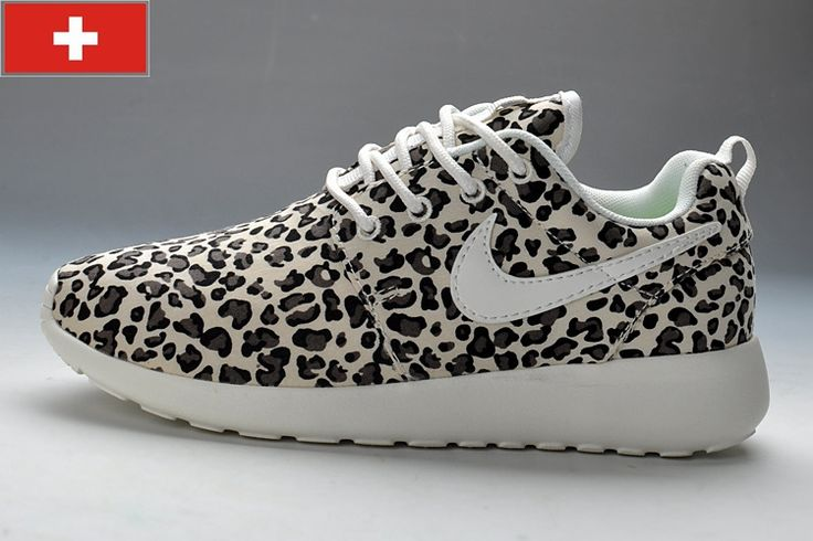 Nike Roshe Run Pattern (Damen) Leopard