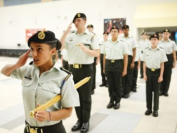 2525 The Ontario Regiment 60 yrs