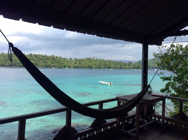 Iboih beach - Pulau Weh - Indonesia