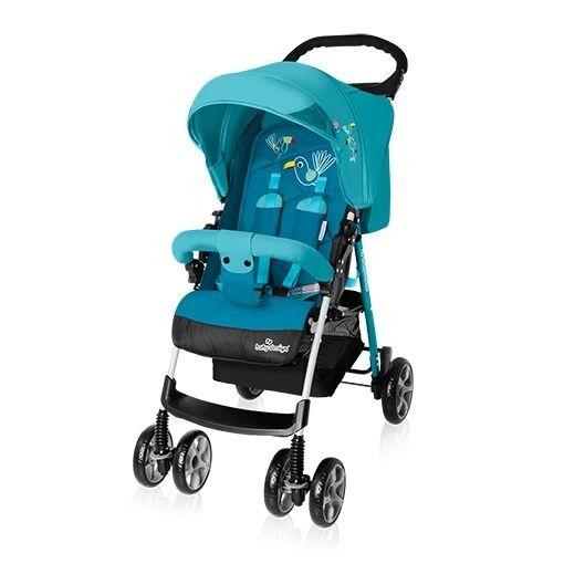 Baby Design Mini babakocsi lábzsákkal - 2016 05 Turquoise - Zsebi Babaáruház - Babakocsik, bababútorok, autósülések, etetőszékek - Széles választék, kedvező árak