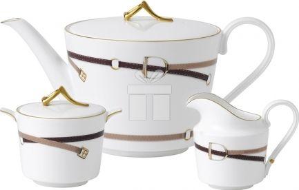 Set 3 piese ceai wedgwood equestria  #accesoriiceaiportelan #portelanenglezesc #ceainic #cadouridelux #cadourispeciale #cadourifemei