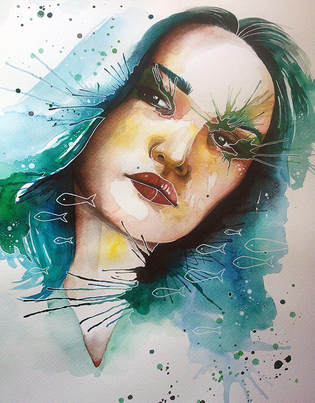 aqua www.facebook.com/hirngespinst.art