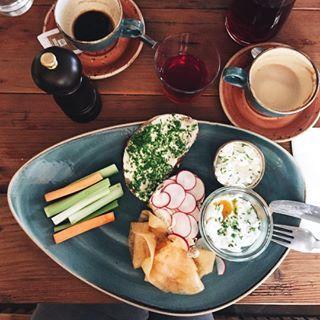 vienna: breakfast at ramasuri | h.anna