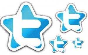 Twitter effectue actuellement des tests sur les tweets postés. Le bouton Favoris se voit remplacé soit par Like, soit par Star. Du changement à venir ?