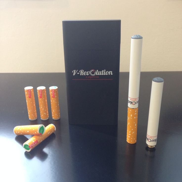 V-Revolution PCC Kit analog e-cigarette