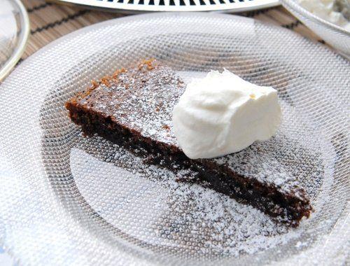 Kladdkaka i kastrull kastrullkladdkaka (bra recept)