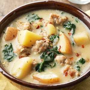 Pork zuppa