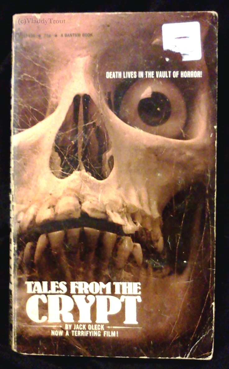 Classic british horror tales from the crypt
