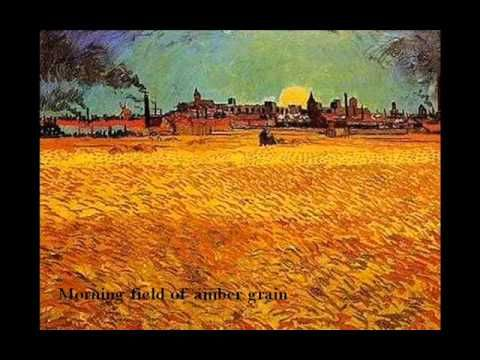 Don Mclean - Vincent (Starry, Starry Night), (with Van Gogh paintings)