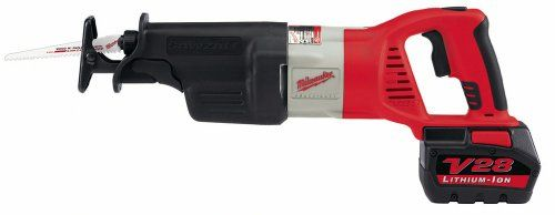 Special Offers - Milwaukee 0719-22 V28 Sawzall Lithium Ion Cordless Reciprocating Saw Kit - In stock & Free Shipping. You can save more money! Check It (April 15 2016 at 06:00PM) >> http://chainsawusa.net/milwaukee-0719-22-v28-sawzall-lithium-ion-cordless-reciprocating-saw-kit/
