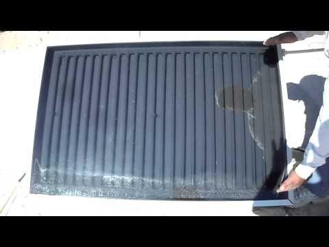 BOILER SOLAR CASERO DE TUBOS DE CPVC 2.MP4 - YouTube
