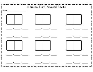 Images for turn around facts worksheets 1st grade www ...