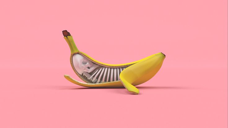 BANANAS on Behance