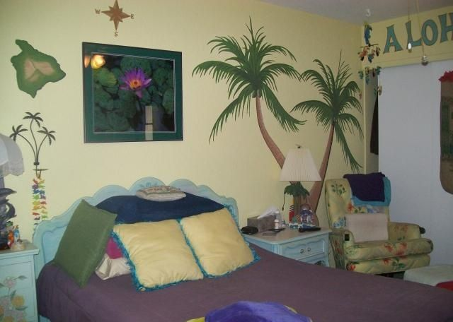 How To Design An Island Themed Bedroom Tropical Theme For