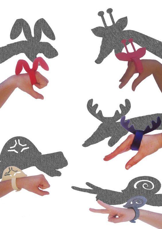 DIY Fun Shadow Puppets