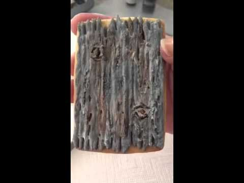 Driftwood Techique on a cookie ** Periscope Replay*