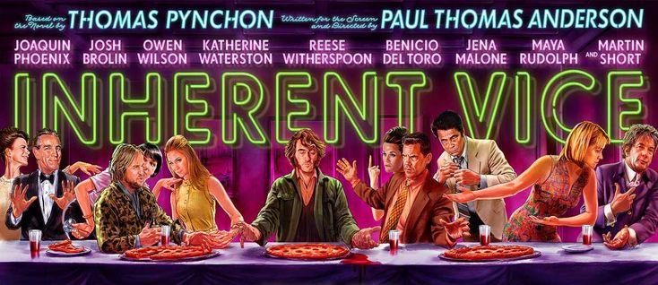 Inherent Vice, un film de Paul Thomas Anderson : Critique