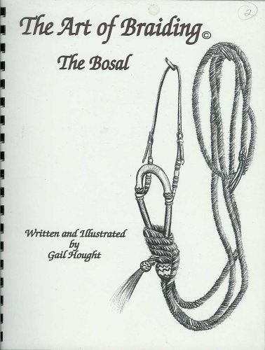 83 best knots and braiding images on pinterest knots we and the art of braiding the bosal by gail hought fandeluxe Gallery
