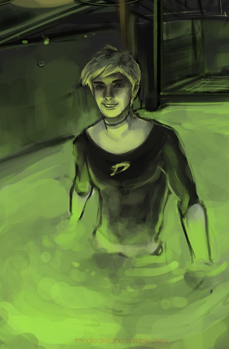 Danny Phantom, this looks sooooo cool