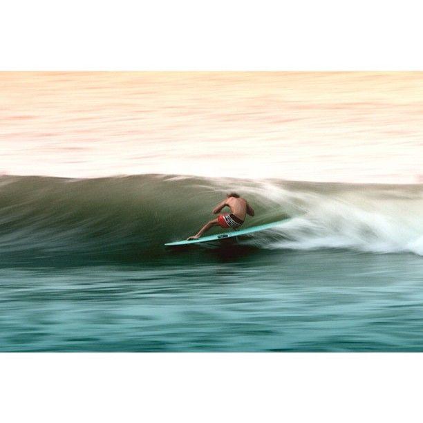 Harrison Roach, Noosa speed blur. Photo by Cyrus Sutton