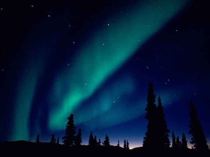 I really really want to see aurora. This in particular is in Alaska. AI don't care where I go, I just want to see it.