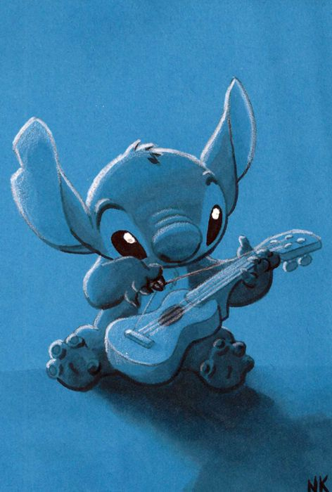 Lelo and Stich!! I Have Always Loved That Movie!!