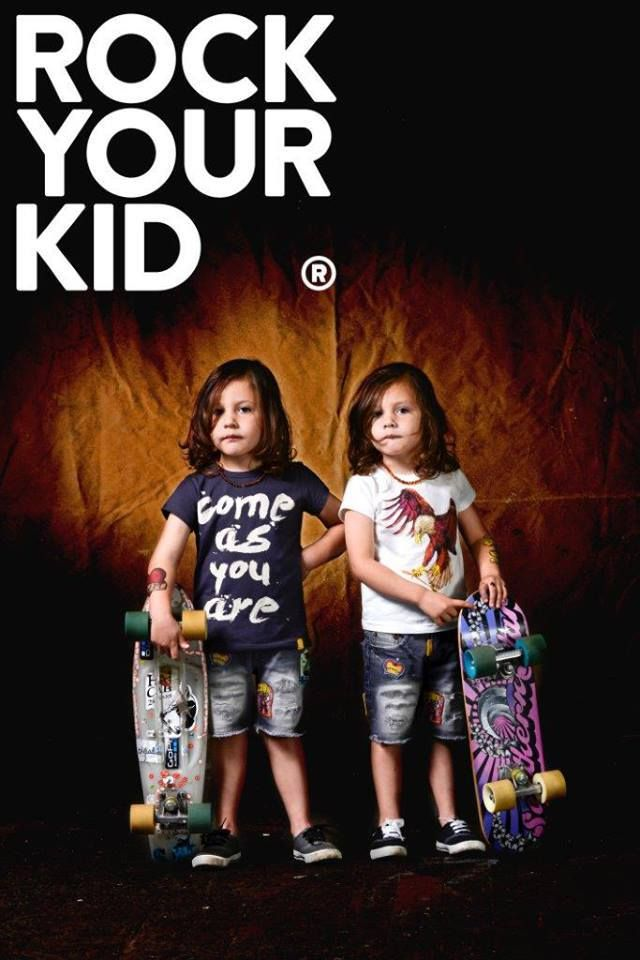 The new Rock Your Kid range is in store NOW!