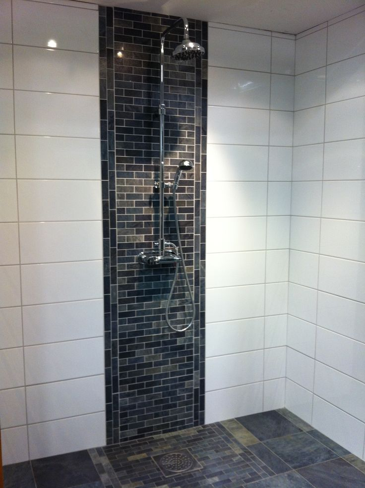 kakel vid dusch