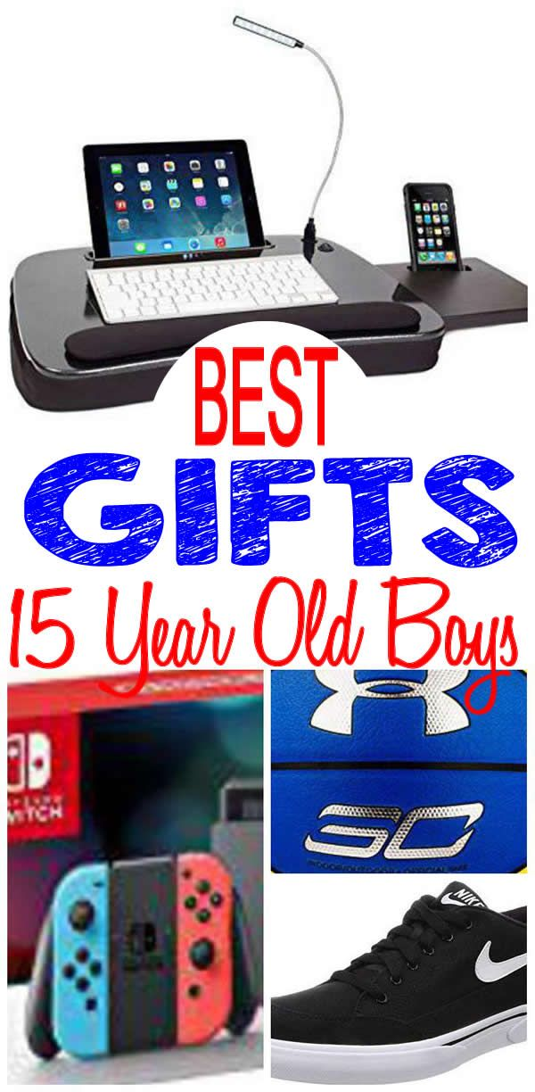 BEST 15 Year Old Boys Gifts To Put Under The Tree This Cool Trendy Popular Presents Perfect For Also Make Great Birthday