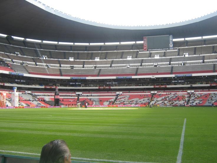 Cancha Estadio Azteca.....