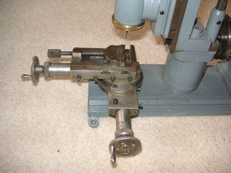 Mini Vertical Milling Machine - Instrument Maker Model Engineer - IME