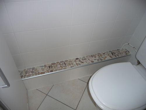 Cacher les tuyaux wc pinterest meilleures id es for Coffrage pour cacher tuyaux