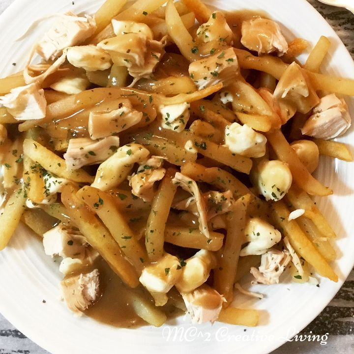 Home Made Poutine Gravy
