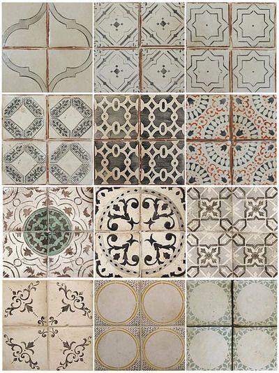 Tiles . . .