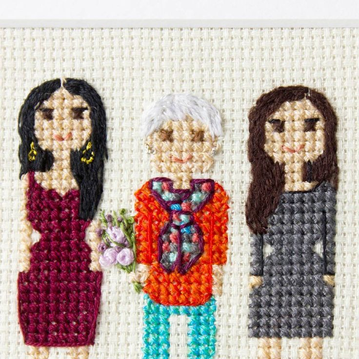 3,892 Followers, 2,217 Following, 603 Posts - See Instagram photos and videos from Cross stitch family portraits (@famolya)