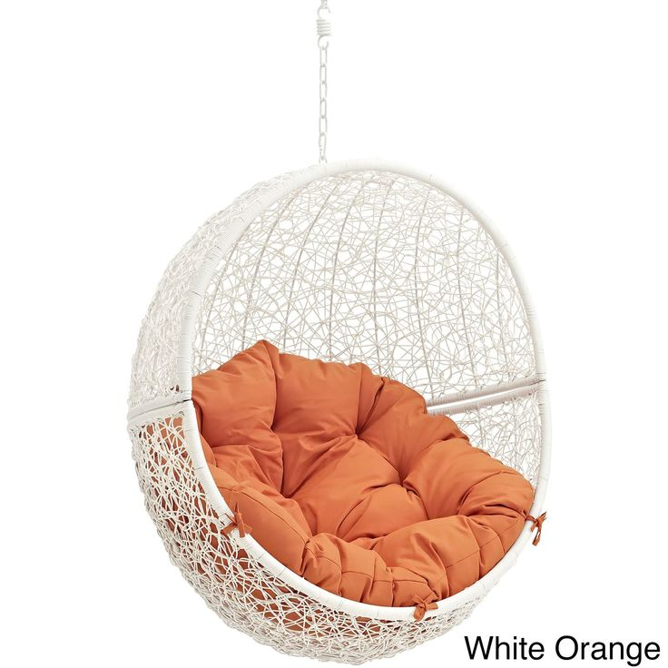 Cloak Outdoor Patio Swing Chair - Free Shipping Today - Overstock.com - 20818998