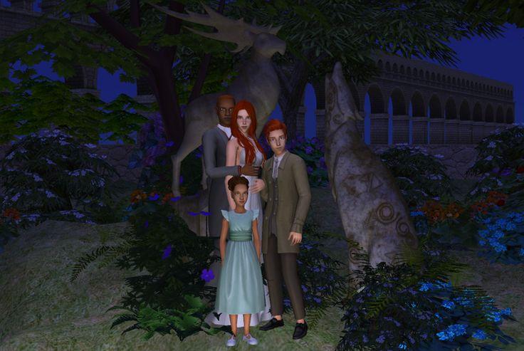 The Summerdream family, from Veronaville