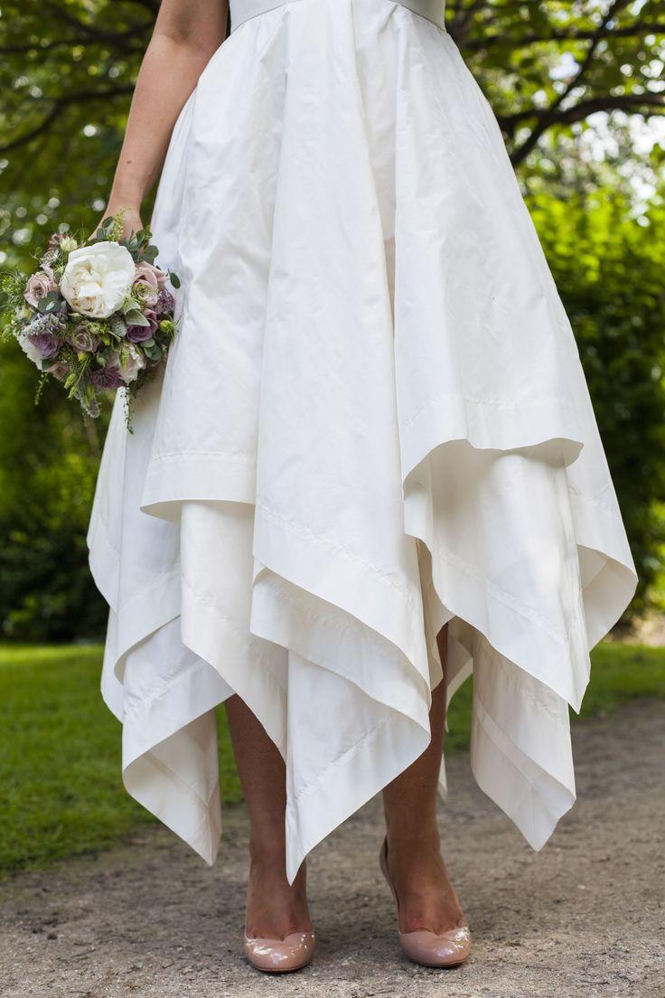 Wedding // Dress // Flowers // Shoes
