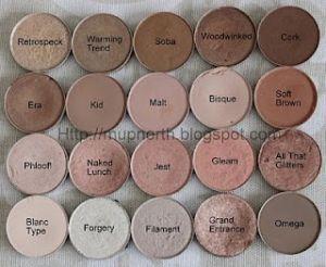 MAC Eyeshadow Singles (2 of 2)