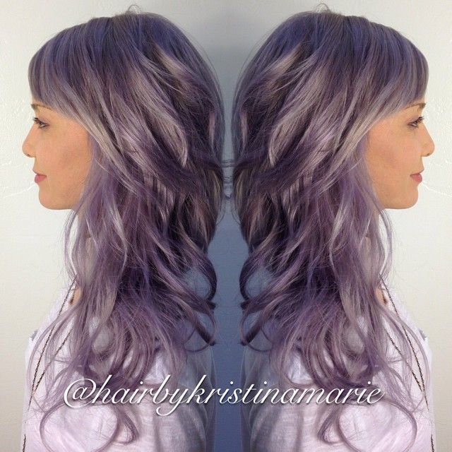 50 Shades of Purple by hairbykristinamarie - Hair Colors Ideas