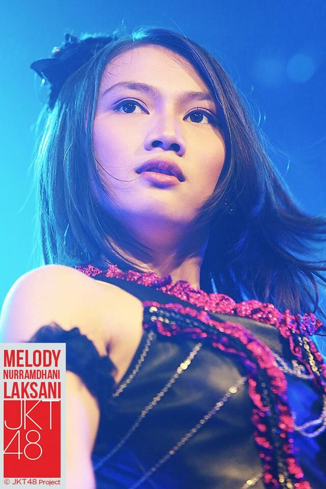 Melody Nurramdhani Laksani #JKT48 #AKB48