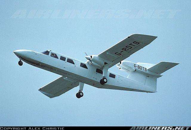 Britten-Norman BN-2A Mk3-2 Trislander aircraft picture