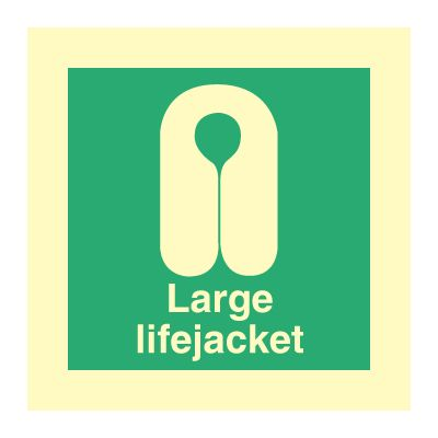 Large lifejacket