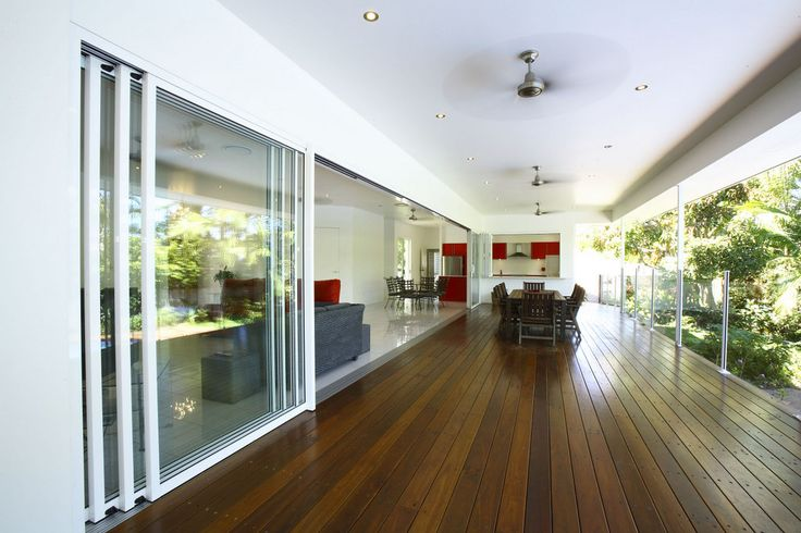 Architectural Windows & Doors   Stackers