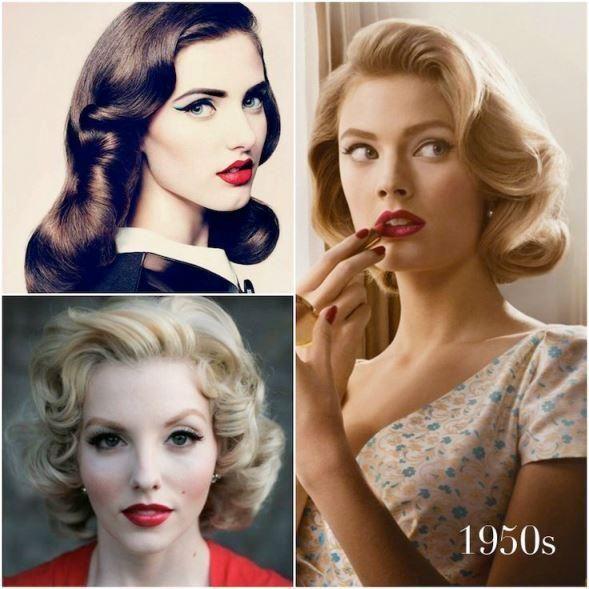 Eine Quinceanera Der 50er Jahre Ist Eine Grossartige Idee Fur Das Einzigartige Madchen Die Fashionista Und Das Retro Frisuren Hochzeitsfrisuren Asymmetrische Frisuren