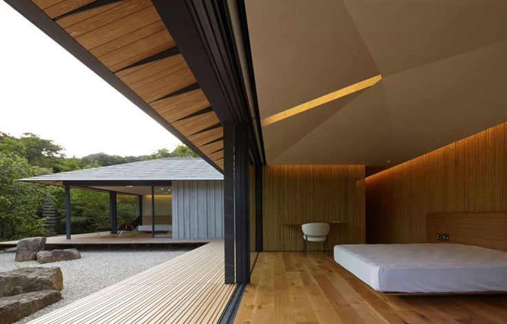 PC Garden House in Japan by Kengo Kuma | http://www.yellowtrace.com.au/kengo-kuma-garden-house/