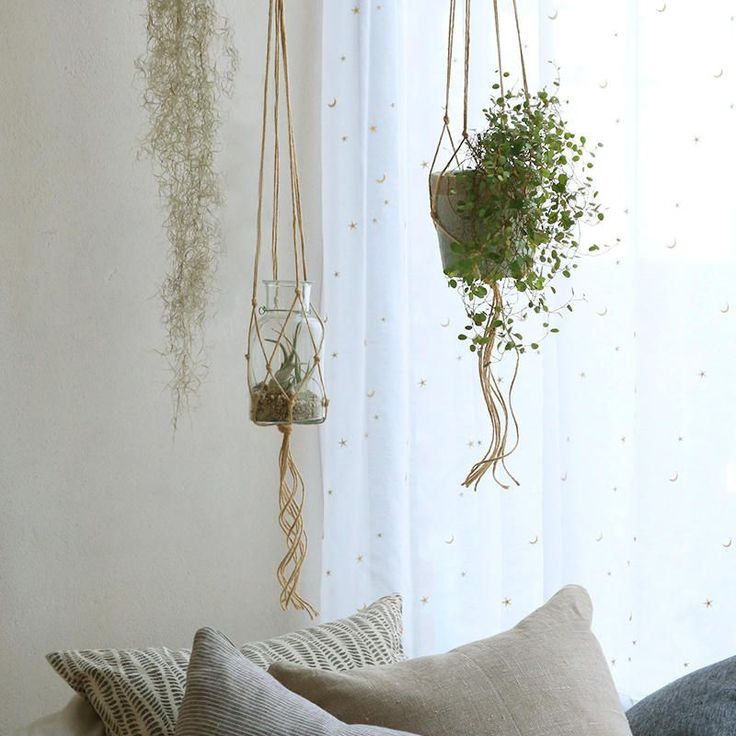 暮らしの空間をちょっぴり素敵にしてくれるグリーンアレンジメント『ハンギングプランター』の作り方をご紹介します。