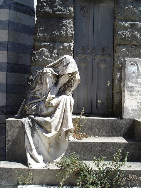 grief- unfathomable sorrow and despair- an angel to help us mourn our loss www.adealwithGodbook.com