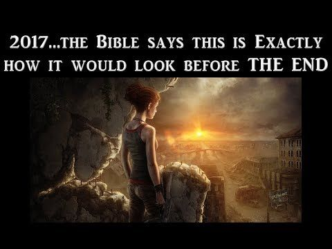 4 Biblical signs that we are really living in the Last Days! - YouTube